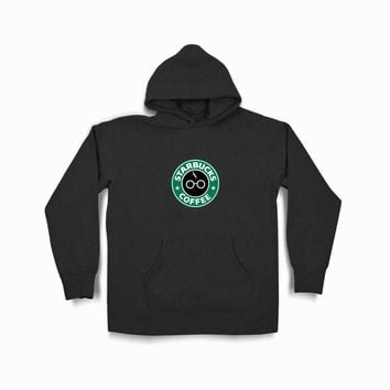 Harry Potter Starbucks Syf Black Hoodie