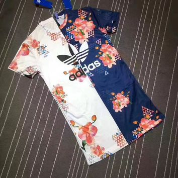 adidas Originals Loose print With Dress