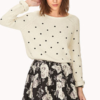 Darling Floral A-Line Skirt