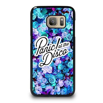 PANIC AT THE DISCO Samsung Galaxy S7 Case Cover