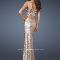 La Femme 18513 at Prom Dress Shop