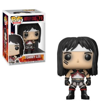 POP! Vinyl - Motley Crue - Tommy Lee #73