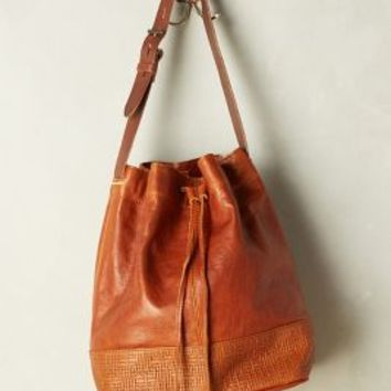 Traveler Bucket Bag by Holding Horses Cedar One Size Bags