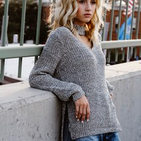 Winter Park Choker Sweater