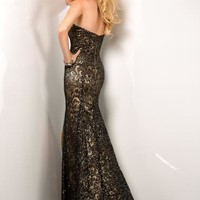 2015 Scala Long Prom Dress 48435