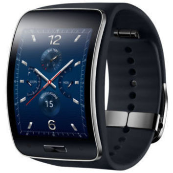 5x Clear LCD Screen Protector Guard For Samsung Gear S SM-R750
