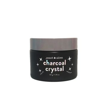 Charcoal Crystal Clarifying Shimmer Peel-off Mask