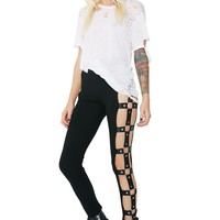 Sick Revenge O-Ring Leggings