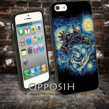 Firefly Serenity Starry Night cover case for iPhone 4 4S 5 5C 5 5S 6 Plus Samsung Galaxy s3 s4 s5 Note 3 by opposih