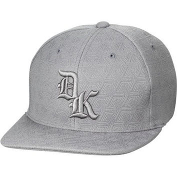 DAKINE Concorde Flexfit Baseball Hat Gray, One Size