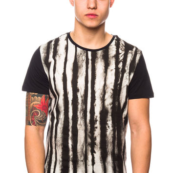 Religion Focus Off White/Black T-Shirt