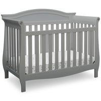Delta Children Lancaster 4-in-1 Convertible Crib
