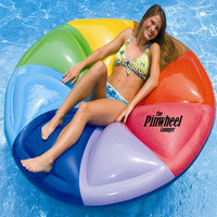 Swimming Pool PINWHEEL ISLAND Float Chair Lounger