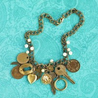 Vintage Finds Necklace - VivaTerra