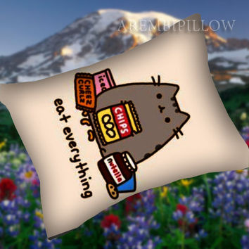 The Cat Perfect Weekend - Pillow Case,Retro Pillow,Throw Pillow,Sova Pillow,Pillow Cover.The Best Pillow.