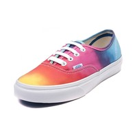 Vans Authentic Rainbow Skate Shoe