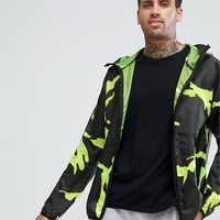 G-Star Strett Hooded Camo Anorak at asos.com