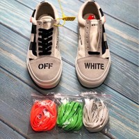 OFF-WHITE x Vans Old Skool Sneaker