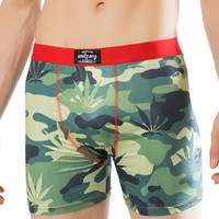 The Weed Paradise Collection Underwear in Weed Camo