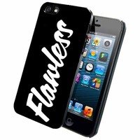BleuReign(TM) Flawless - Phone Case Back Cover (iPhone 4 4s - Plastic)