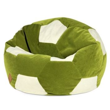 Urban Living Soccer Ball Lounger Bean Bag Cover