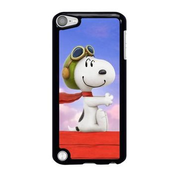 SNOOPY DOG iPod Touch 5 Case Cover