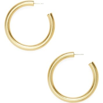 Madewell Oversized Hoop Earrings | Nordstrom