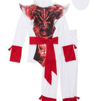 Boy's InCharacter Costumes 'Ghost Ninja' Costume,