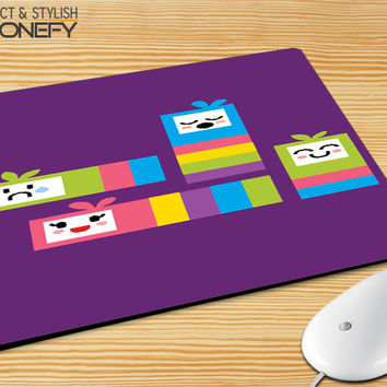 Worms Toys Mousepad Mouse Pad|iPhonefy