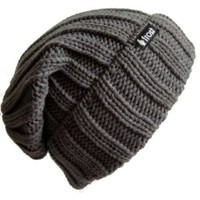 Frost Hats Fall Winter Unisex Slouchy Rolled Cuff Hat Beanie Frost Hats:Amazon:Clothing