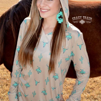 Pecos Pullover by Crazy Train