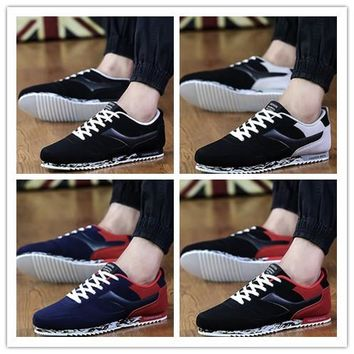 READY STOCK Nike fall popular breathable net shoes sports shoes