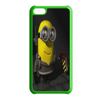 Funny Ghostbuster Minion iPhone 5C Case