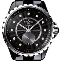 Chanel J12 Automatic 36.5mm h4344 Black Ceramic Complete Unworn Ret: $5,900