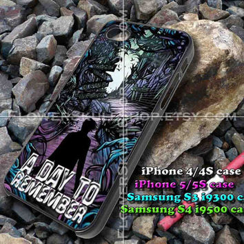 A Day to remember iphone case, iphone 4/4S, iphone 5/5S, iphone 5c, samsung s3 i9300, samsung s4 i9500, design accesories