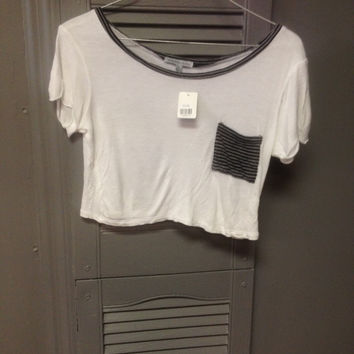 Women's Charlotte Russe Crop Top XSmall