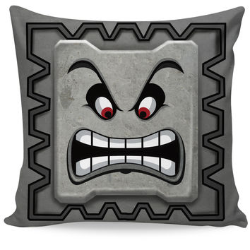 Thwomp Couch Pillow