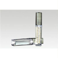 The Lano Company Lip Plumper Light Up Push Button, Clear, 0.3 Fluid Ounce