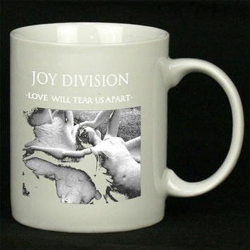 Joy Division Love Will Tear Us Apart For Ceramic Mugs Coffee *