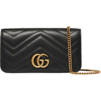 Gucci - GG Marmont mini quilted leather shoulder bag