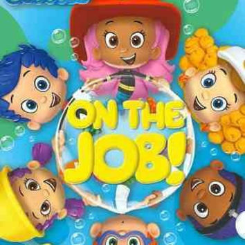 Bubble Guppies-On The Job (Dvd)