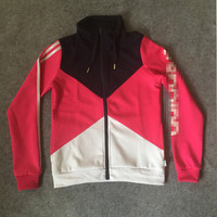 Autumn Knit adidas nike Casual Sports Jacket [8082018375]