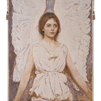Angels Thayer Tapestry Wall Art Hanging