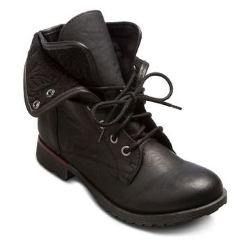 Women's Z London Bobo Combat Lace Boot