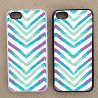 Aztec Tribal Indian Chevron Pattern iPhone Case, iPhone 5 Case, iPhone 4S case, iPhone 4 Case - SKU: 212