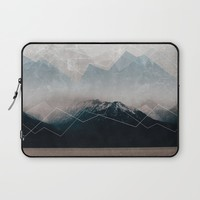 When Winter comes Laptop Sleeve by Cafelab