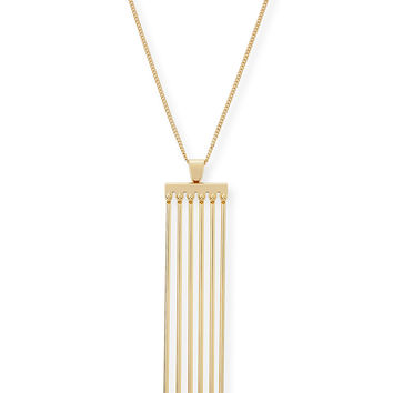 "Frances Pendant Necklace, 30"" - Chloe"