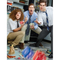 Workaholics Dice Toss Poster