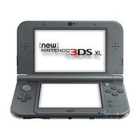 Black New Nintendo 3DS XL Video Game Console