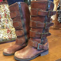 Corral Buckle Tall Boot P5078